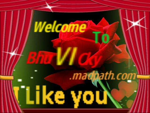 welcome to bhuvicky.madpath.com